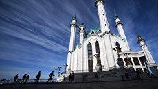 Мечеть Кул-Шариф в Казани. Архивное фото