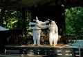 Спектакль «Отрочество» Саратовского академического театра юного зрителя на Малой сцене фестиваля