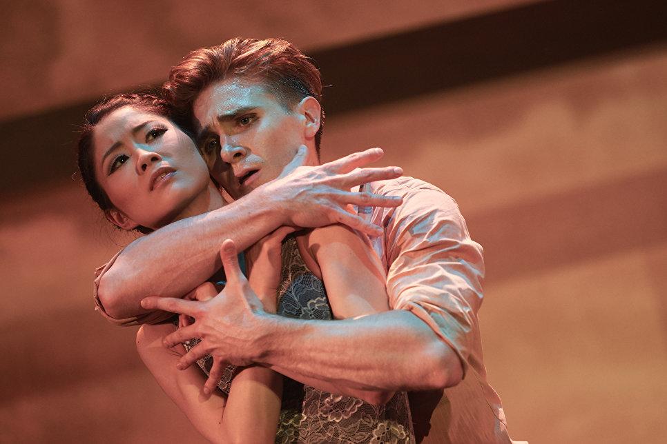 Современный балет «Крейцерова соната» от театра «Балет Москва» на Главной сцене фестиваля