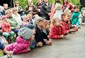 Зрители на фестивале Толстой Weekend