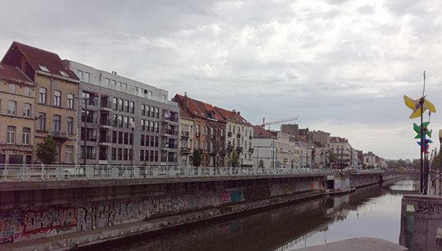 Коммуна Моленбек в Брюсселе, Бельгия