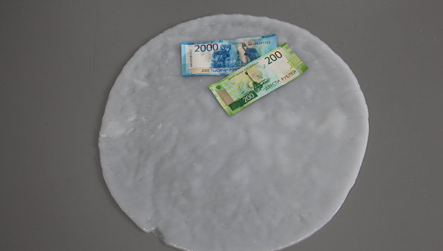 Лист наноцеллюлозы, напечатанный бактериями