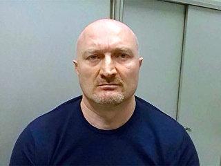 Криминальный авторитет Аслан Гагиев (Джако). Архивное фото