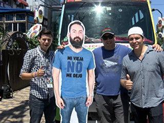 Путешествие картонного Хавьера - история мексиканца, которого не отпустили на ЧМ