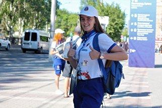 Герои города на Волге: будни волонтеров ЧМ-2018 в Волгограде