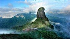 Гора Фаньцзиншань, КНР. Архивное фото