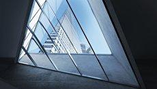 Визуализация проекта 400-метрового жилого небоскреба в Москва-Сити