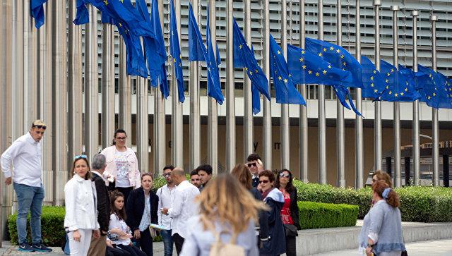 Штаб-квартира ЕС. Архивное фото