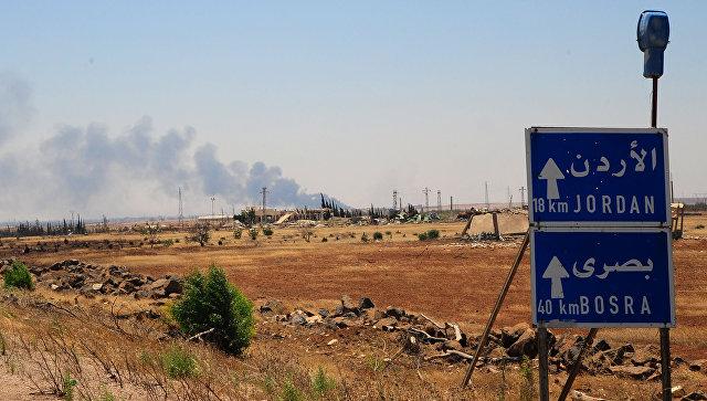Сирия сообщила о ракетном ударе израильских ВВС по провинции Алеппо