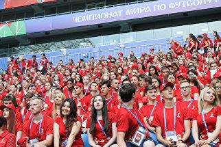 Просто космос: будни волонтеров ЧМ-2018 в Самаре