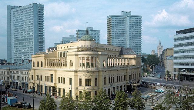 Вид на ресторан Прага