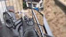 Ливни и наводнение в Японии: более 100 человек погибли