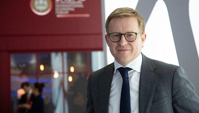 Заместитель председателя правления Газпром нефти Вадим Яковлев