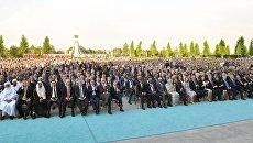 Торжественная церемония инаугурации избранного президента Турецкой Республики Реджепа Тайипа Эрдогана в Анкаре. 9 июля 2018
