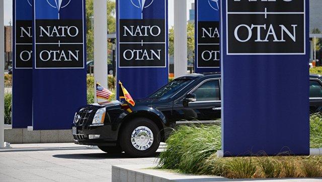 НАТО. Архивное фото