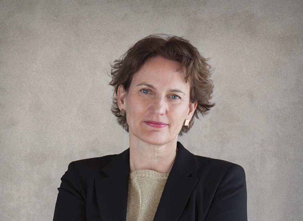 Архитектор, руководитель бюро Mecanoo Франсина Хубен