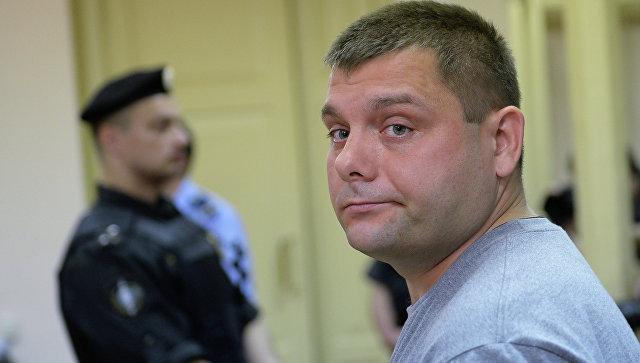 Бывший директор Вятской лесной компании Петр Офицеров. Архивное фото