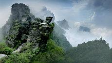 Гора Фаньцзиншань, КНР