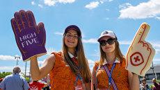 Руководство ФИФА и болельщики высоко оценили помощь волонтеров на ЧМ-2018