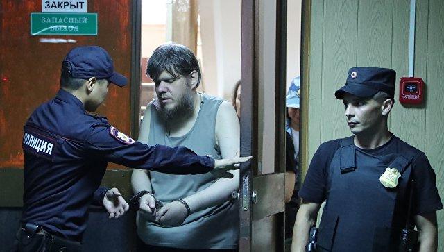 Оглашение приговора Андрею Попову лидеру секты бога Кузи. 16 июля 2018
