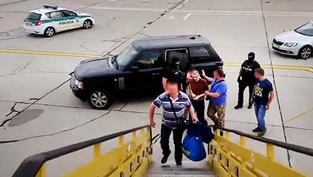 Экстрадиция Аслана Яндиева из Словакии