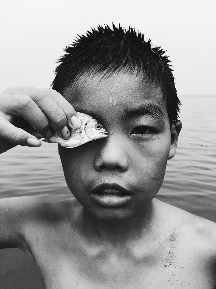 Работа фотографа Huapeng Zhao, завоевавшая второе место и звание Фотограф года в фотоконкурсе 2018 iPhone Photography Awards
