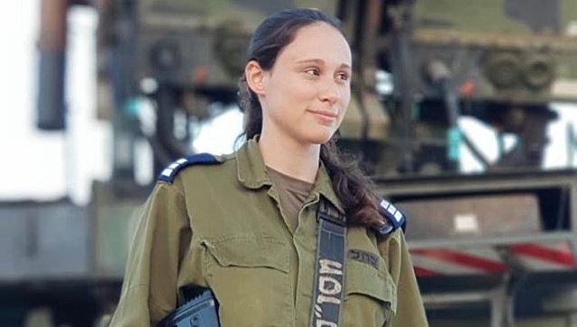 Капитан ВВС Израиля Ор Нааман