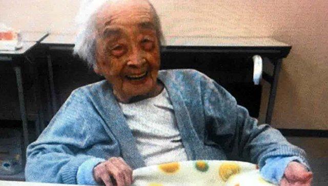 В Японии в возрасте 117 лет умерла старейшая жительница планеты