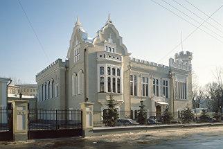 Особняк барона Андрея Львовича Кнопа в Колпачном переулке, 5