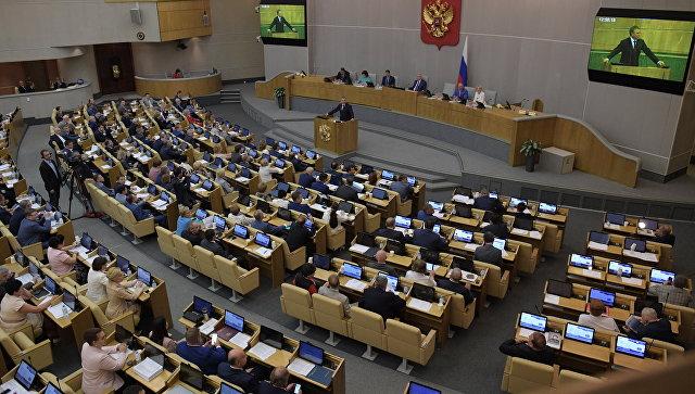 Госдума завершила самую продолжительную в XXI веке сессию