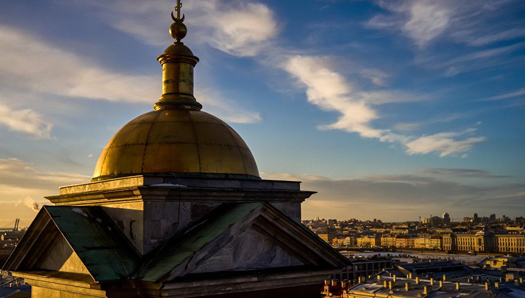 Санкт-Петербург вошел в рейтинг самых романтичных мест мира