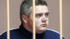 Алексей Андреев в суде. 2 августа 2018