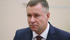 Глава МЧС Евгений Зиничев. Архивное фото