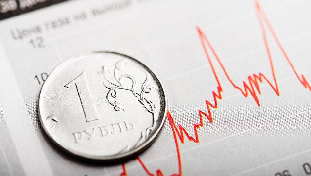 Минфин спрогнозировал курс рубля до 2035 года