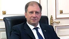 Руководитель Российского центра науки и культуры в Париже Константин Волков