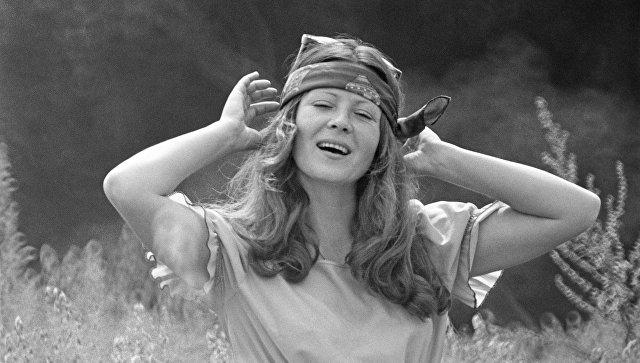 Актриса театра Современник Дегтярева Тамара Васильевна. Архивное фото