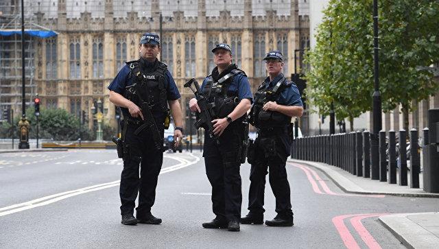 Трамп навал причастных к инциденту у парламента в Лондоне животными