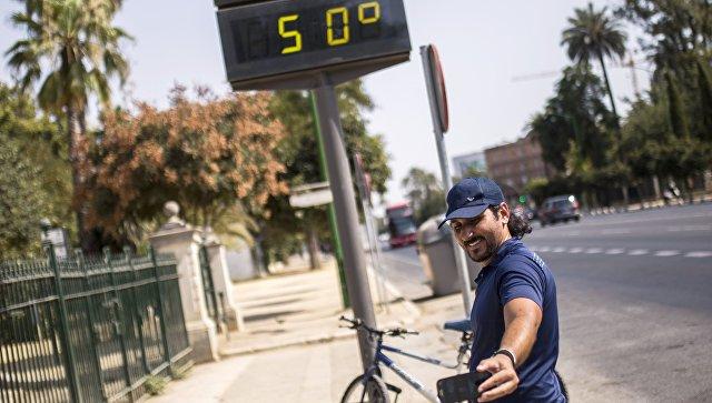 Следующая пятилетка будет рекордно жаркой, предупреждают ученые