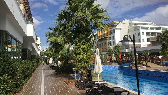 Турецкий отель Port Nature в Белеке