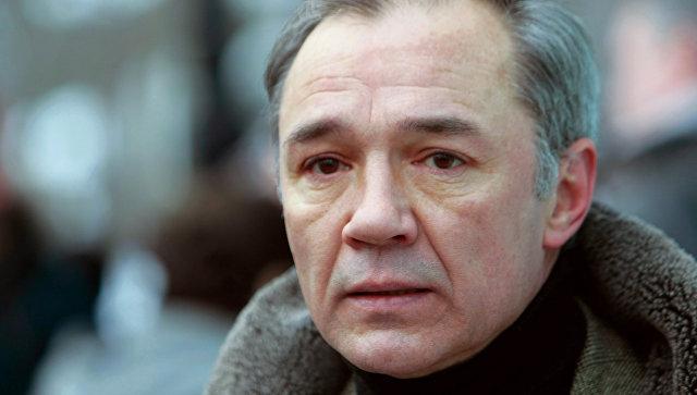 Актер Евгений Леонов-Гладышев. Архивное фото