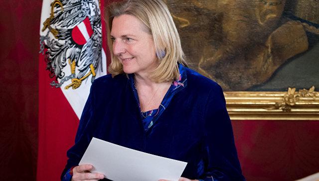 В Австрии прокомментировали приглашение Путина на свадьбу главы МИД