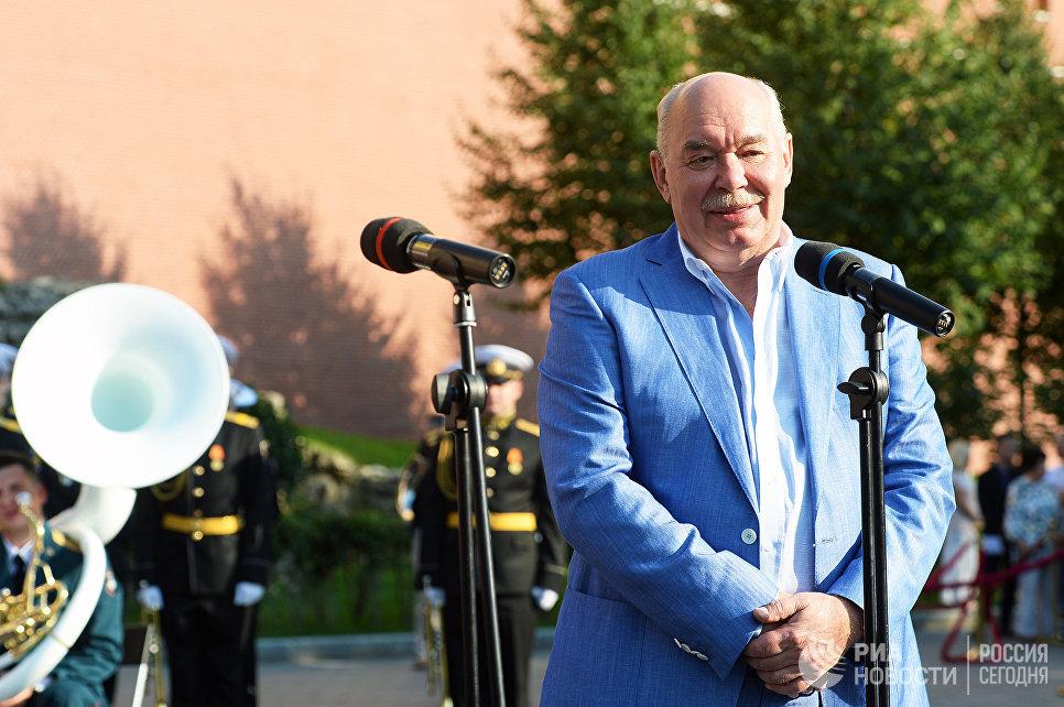 Закрытие программы Военные оркестры в парках