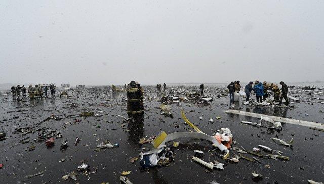 МАК завершает расследование крушения самолета Flydubai в Ростове-на-Дону