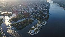 Города России. Ярославль. Архивное фото