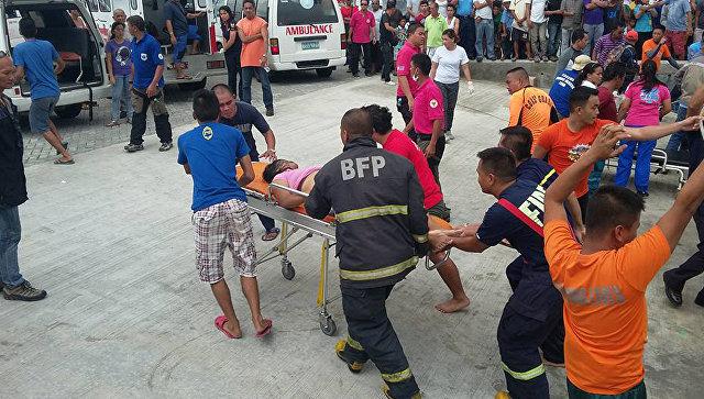 При взрыве бомбы на Филиппинах погибли два человека