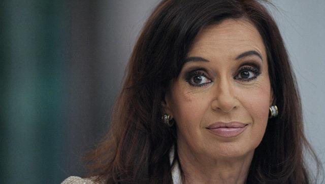 Президент Республики Аргентина Кристина Фернандес де Киршнер. Глава ЦБ Аргентины смещен с должности указом президента страны.