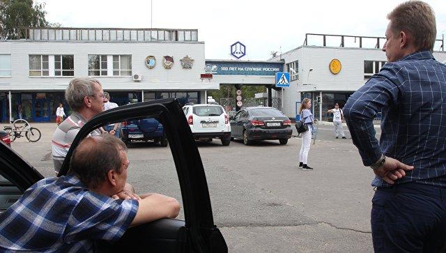 Пять сотрудников завода имени Свердлова числятся пропавшими без ...
