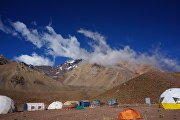 Самая высокая гора Южной Америки – Аконкагуа (6962 метра)