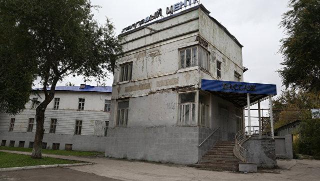 Здание Фабрики-кухни в Самаре