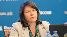 Секретарь ЦИКа Майя Гришина. Архивное фото